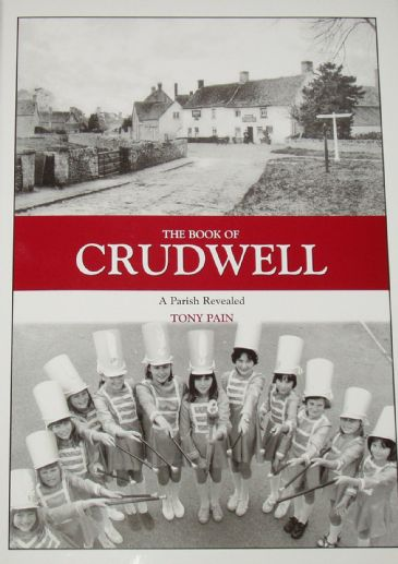 The Book of Crudwell, A Parish Revealed, by Tony Pain